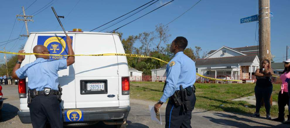 42-year-old man fatally stabbed in Hollygrove Tuesday; girlfriend being questioned _lowres