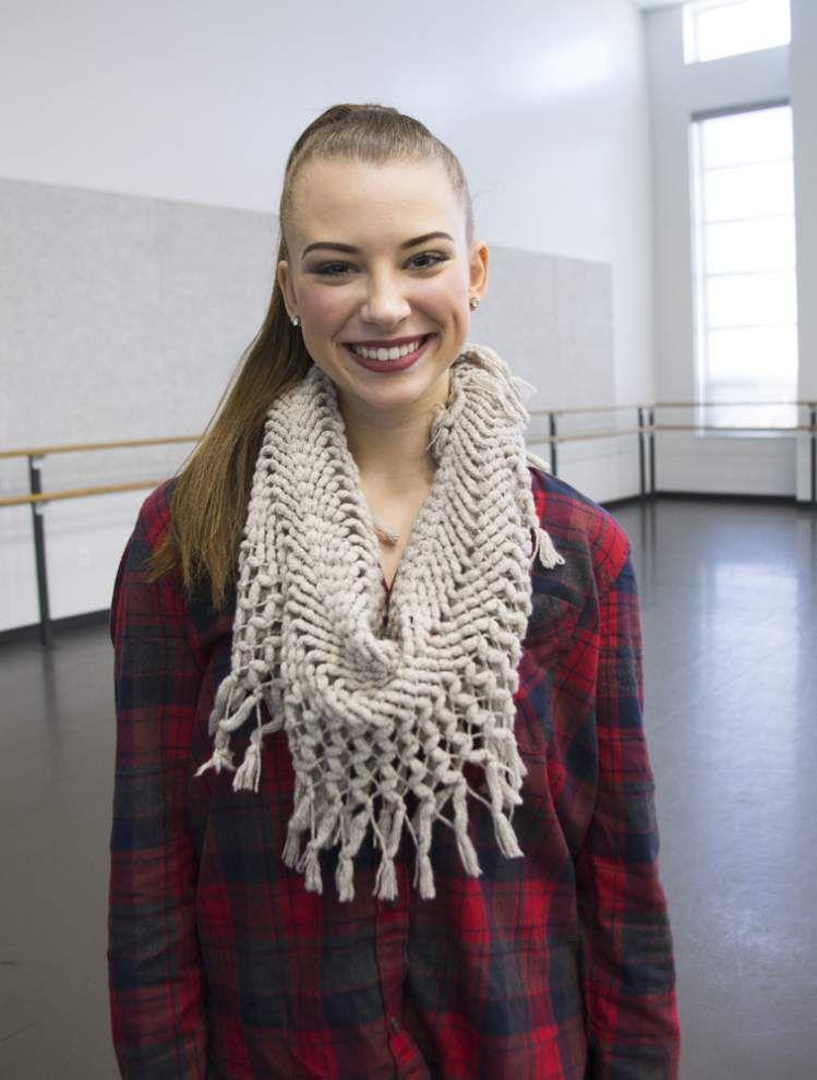 Dutchtown senior shines in NOCCA dance concert _lowres