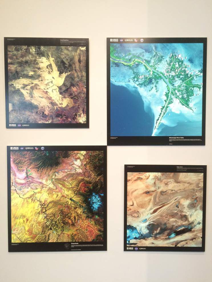 Artful Earth: Exhibit gives new planetary perspective _lowres