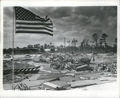 Hurricane Camille 1969