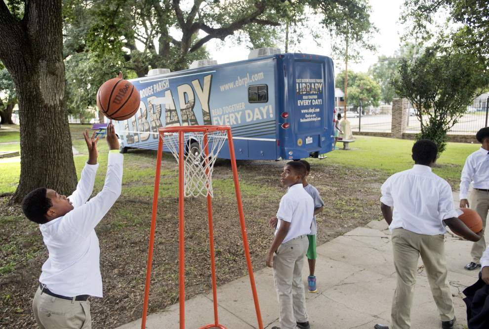 Baton Rouge launches new initiative to improve school readiness for young boys _lowres