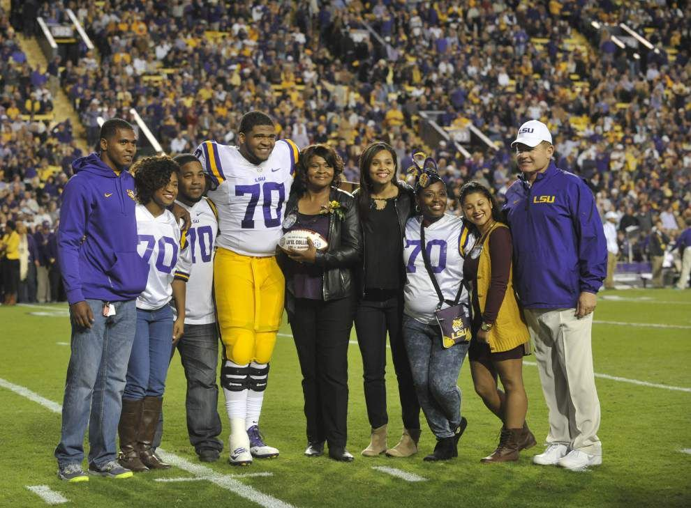 LSU left tackle La'el Collins makes USA Today All-American Second Team _lowres