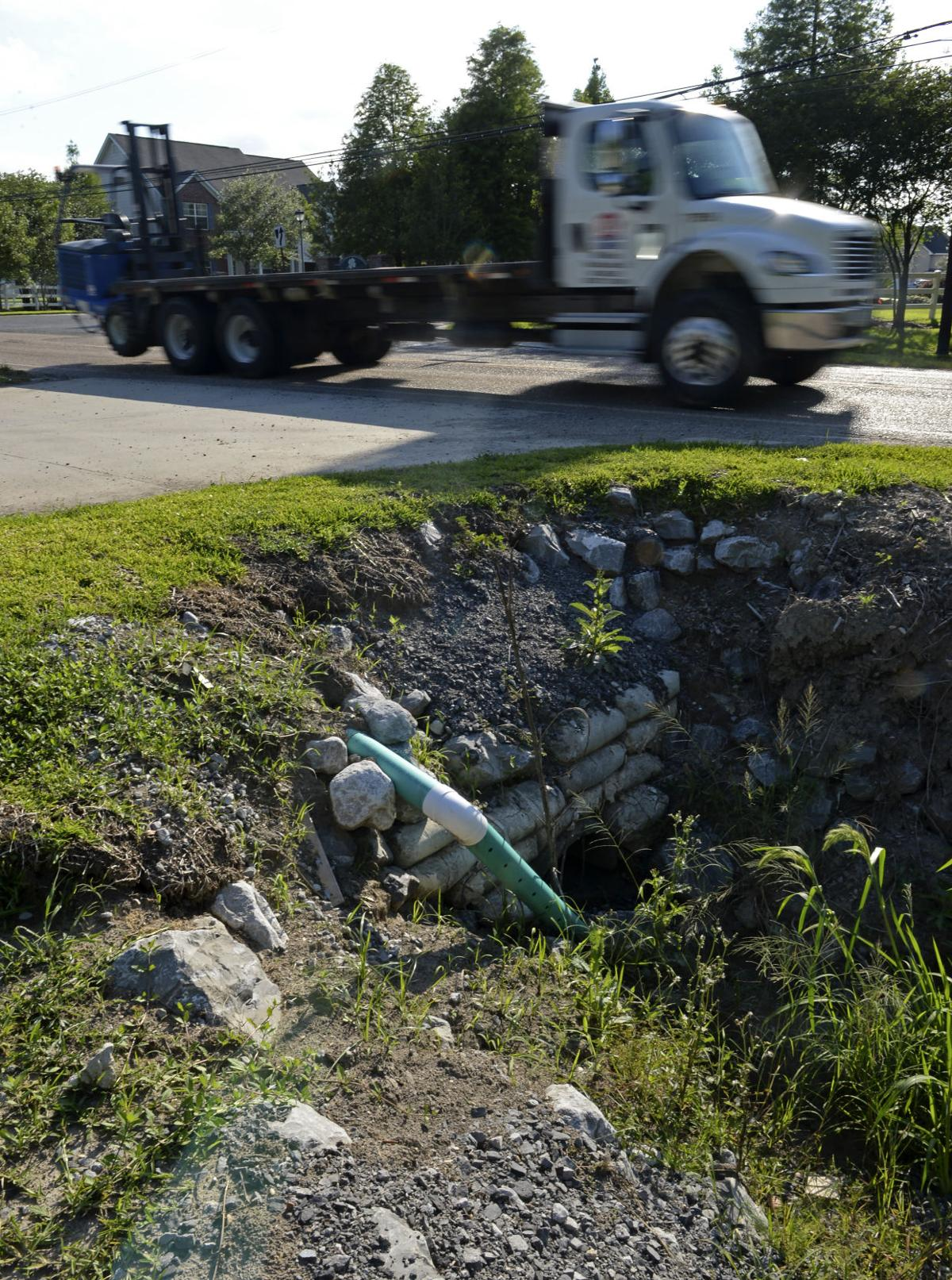 Drainage woes frustrate East Baton Rouge residents -- and policy