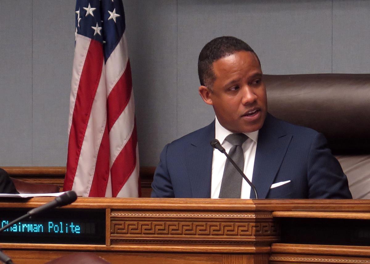 Former U.S. Attorney Kenneth A. Polite 013018