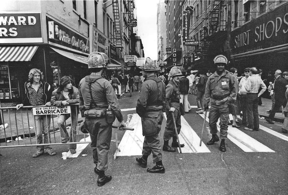 Mardi Gras throwback: 1979 police strike canceled parades in Orleans Parish _lowres