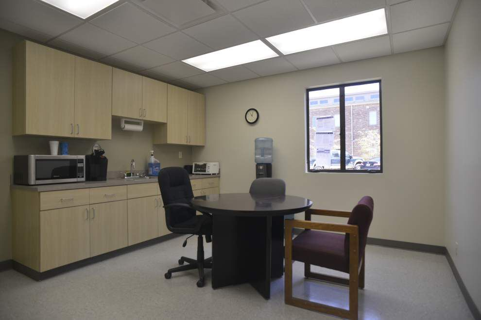 St. Tammany Public Defender's Office getting new start with renovated offices, new approach to management _lowres