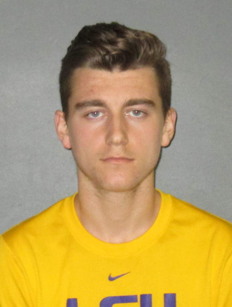 LSU Police: Teenager with history of run-ins with girl jailed after dorm room fight student _lowres