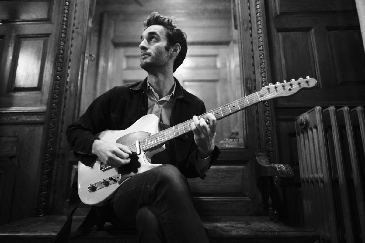 Julian Lage for Red