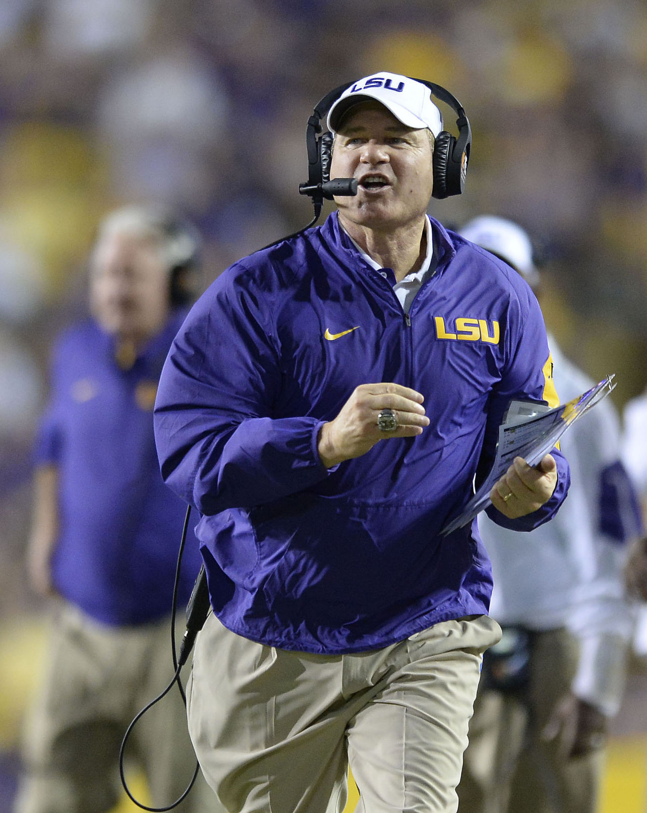 Fox Sports Announces Hires Of Les Miles, Mark Helfrich, Danny Kanell
