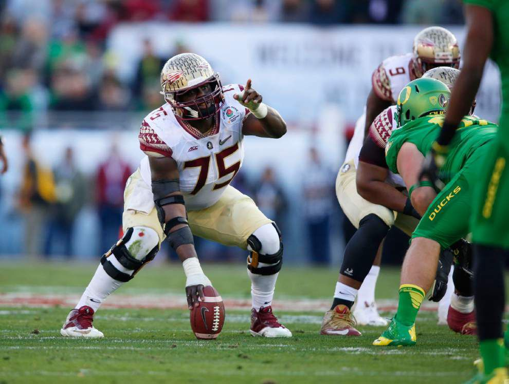 The NFL combine is coming; who will the Saints be watching most? _lowres
