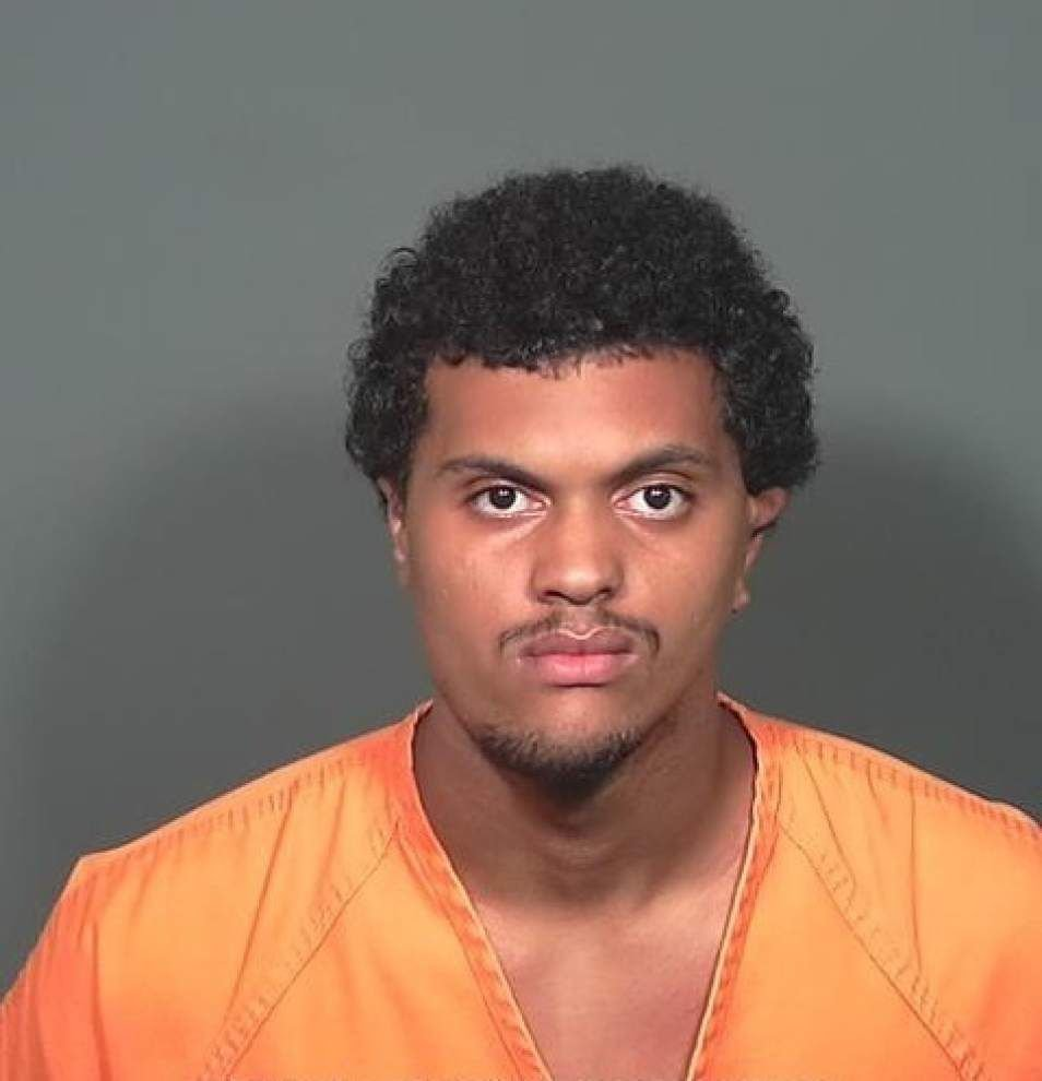 Now that's fast! Man breaks into a Slidell house, is arrested by the Slidell Police Department three minutes later _lowres