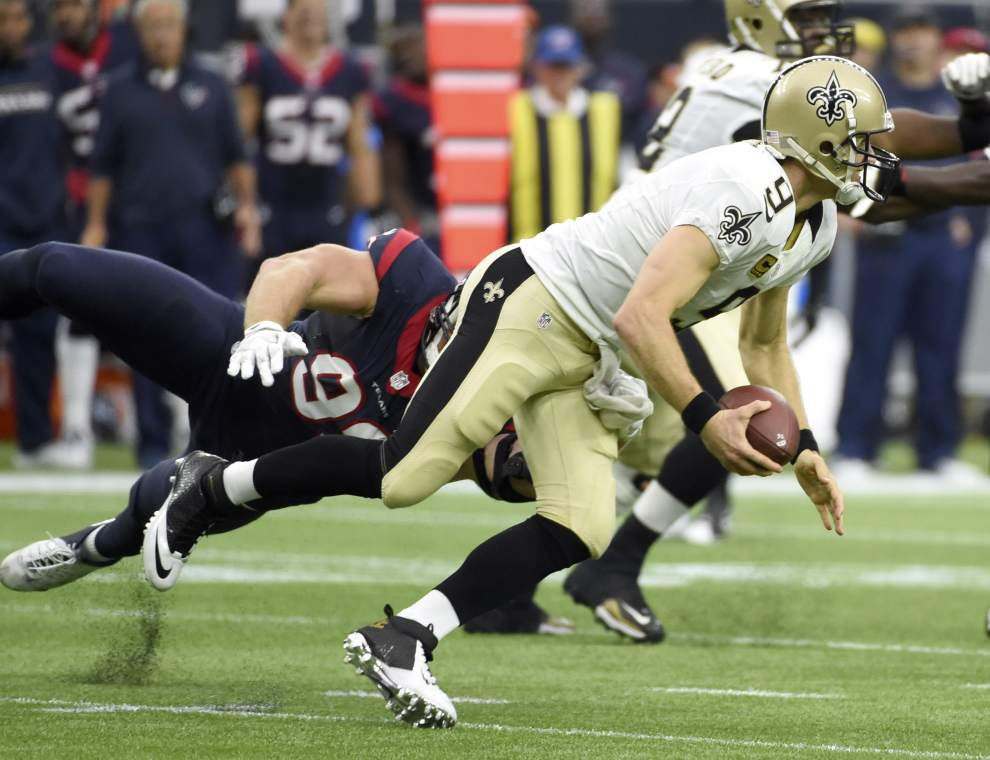 Saints not looking to play spoiler against Panthers _lowres