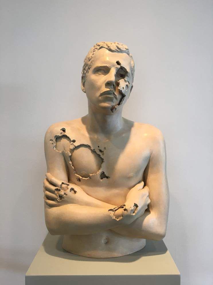 Elusive sculptor Arthur Kern's work impressive, sometimes disturbing _lowres