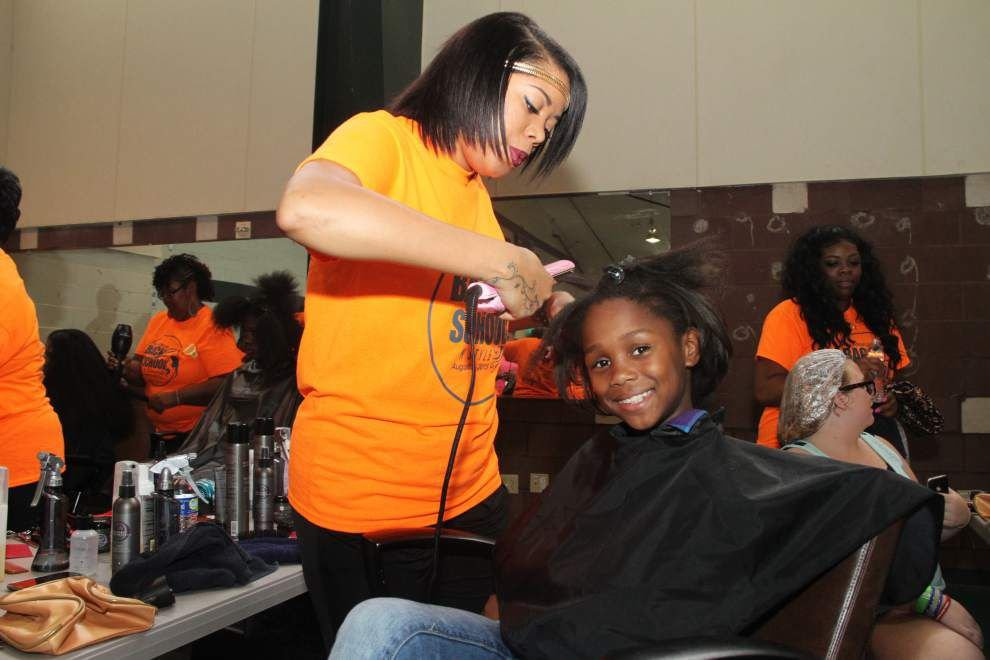 Annual event gets children looking ready for school _lowres