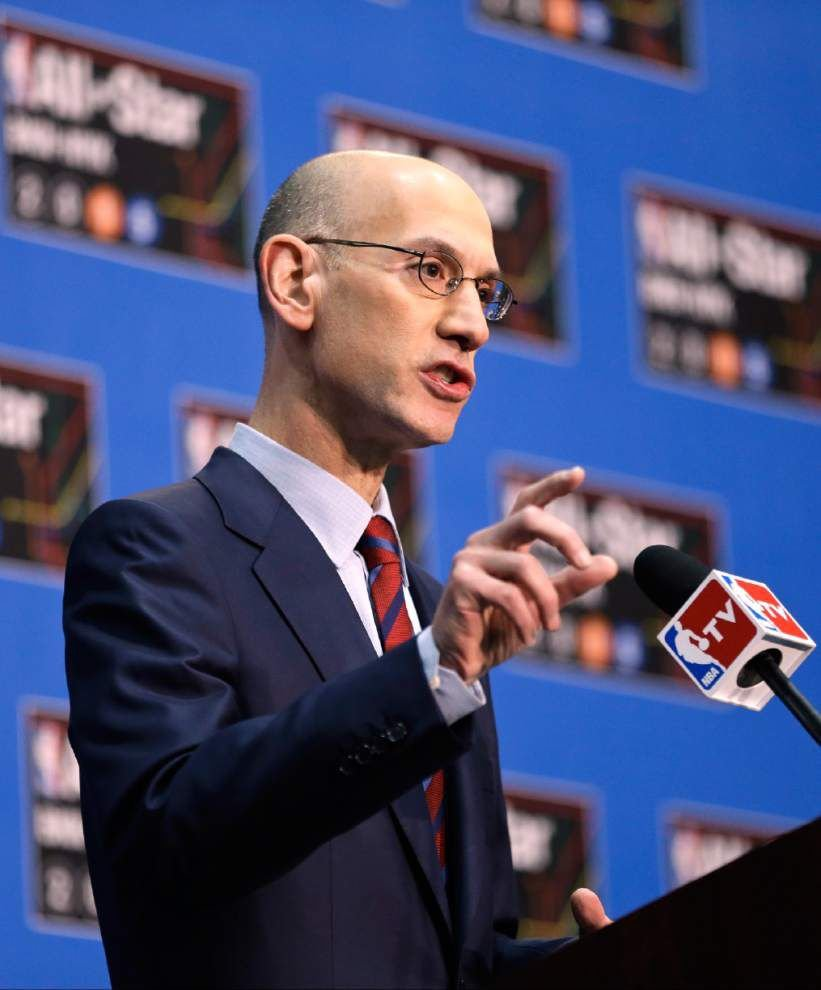 NBA Commissioner Adam Silver seeks 'dramatic' scheduling improvements _lowres