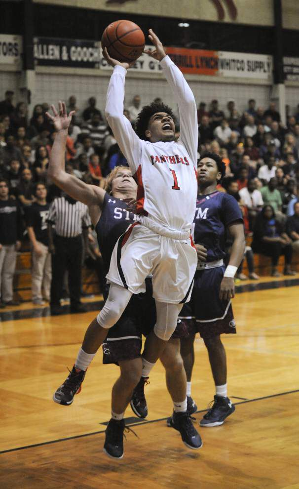 North Caddo's Robert Williams, Jasmine Thomas lead Class 2A all-state basketball team _lowres