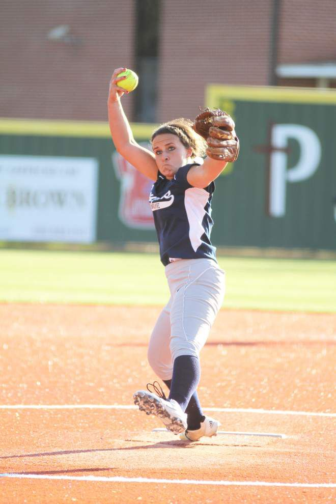Check out the LHSAA softball first-round playoff pairings _lowres