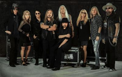 Lynyrd Sknyrd press photo for Red 120518
