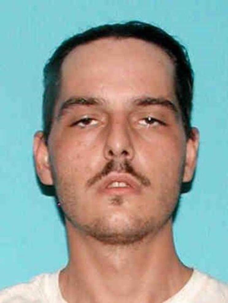 Gonzales man claiming ties to violent 'patriot' groups booked in threat on city worker _lowres
