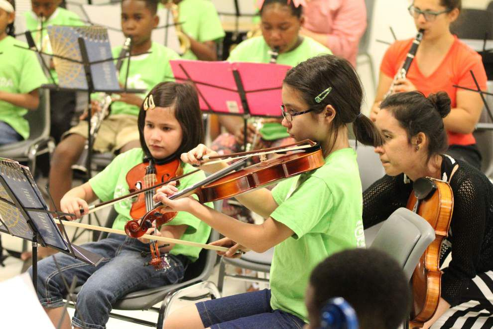 Kids' Orchestra plans spring concert _lowres