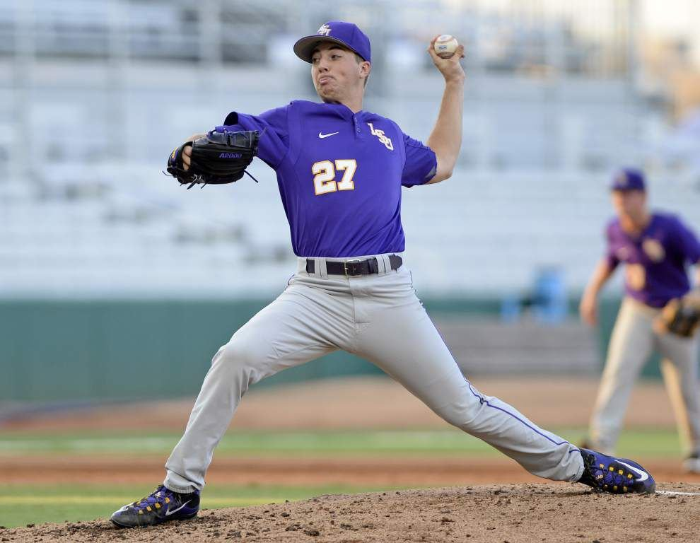 Photos: LSU Baseball plays Purple Gold World Series _lowres