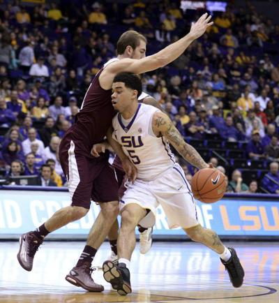 Texas A&M rallies to defeat LSU 67-64 in men's basketball _lowres