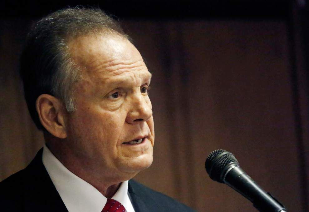 Gay marriage comes to Alabama over chief judge's objections _lowres