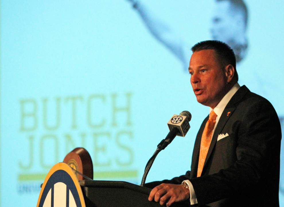 SEC notes: Tennessee has to work in the trenches; Dan Mullen talks fútbol _lowres