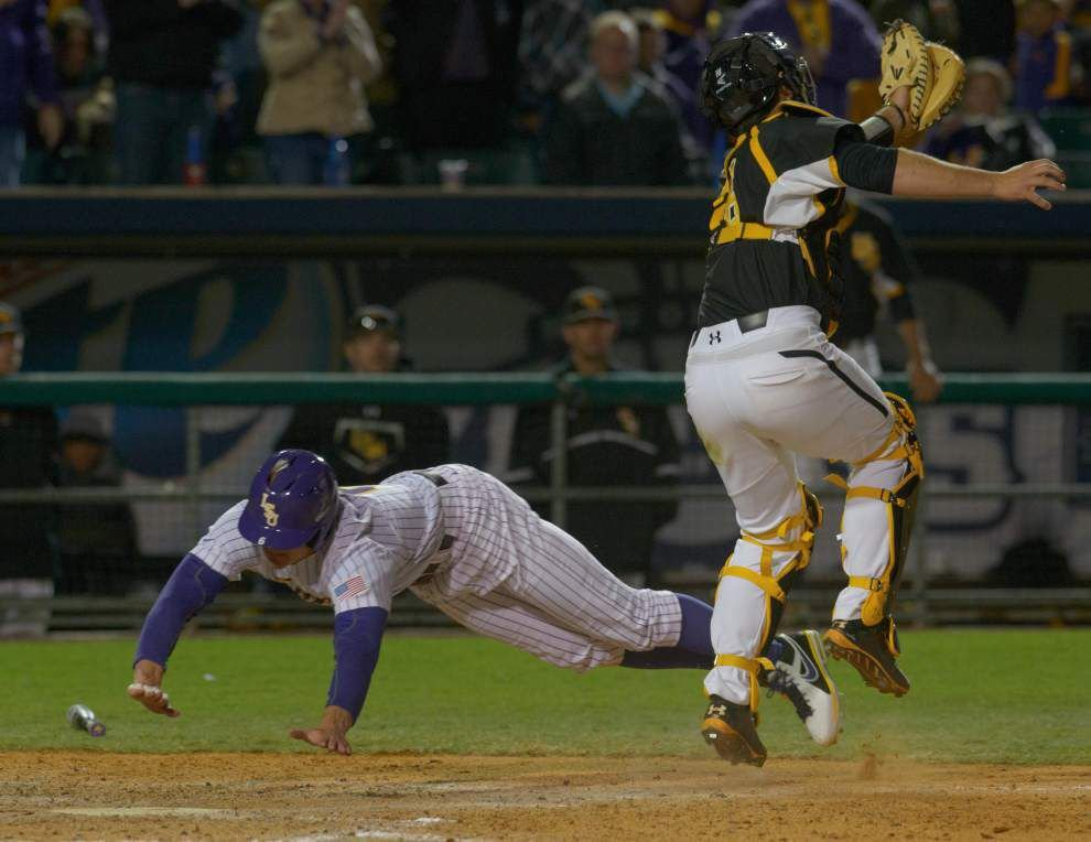 LSU baseball pregame: Tigers at Ole Miss _lowres