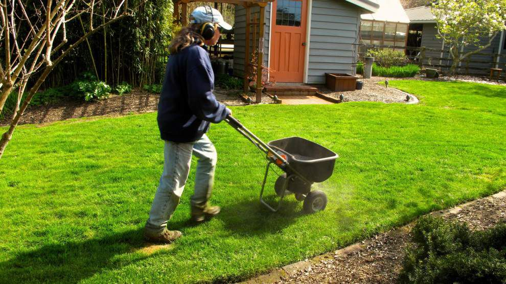 Lawn-care basics: Knowing how much to cut, irrigate, fertilize your yard can pay off when it's time to sell _lowres