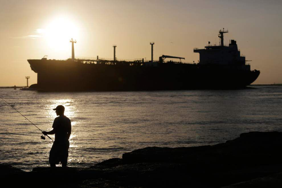 Crude exports could put Louisiana at center of trade hub _lowres