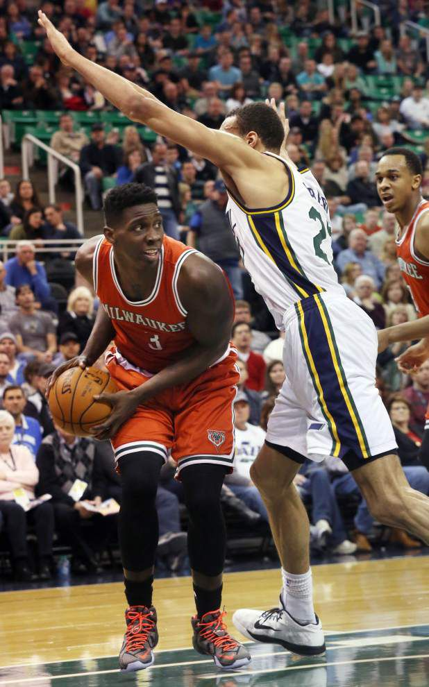 Johnny O'Bryant III's goal in Milwaukee: Get better every day _lowres