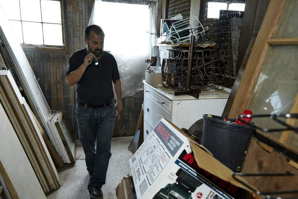 Business is picking up: 'American Pickers' hit Texas, Louisiana, looking for underappreciated collectibles _lowres