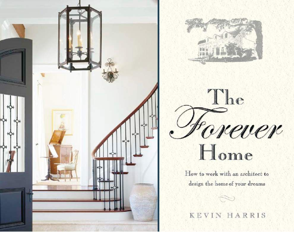 Baton Rouge architect Harris' book leads the way on how to dream up a house _lowres