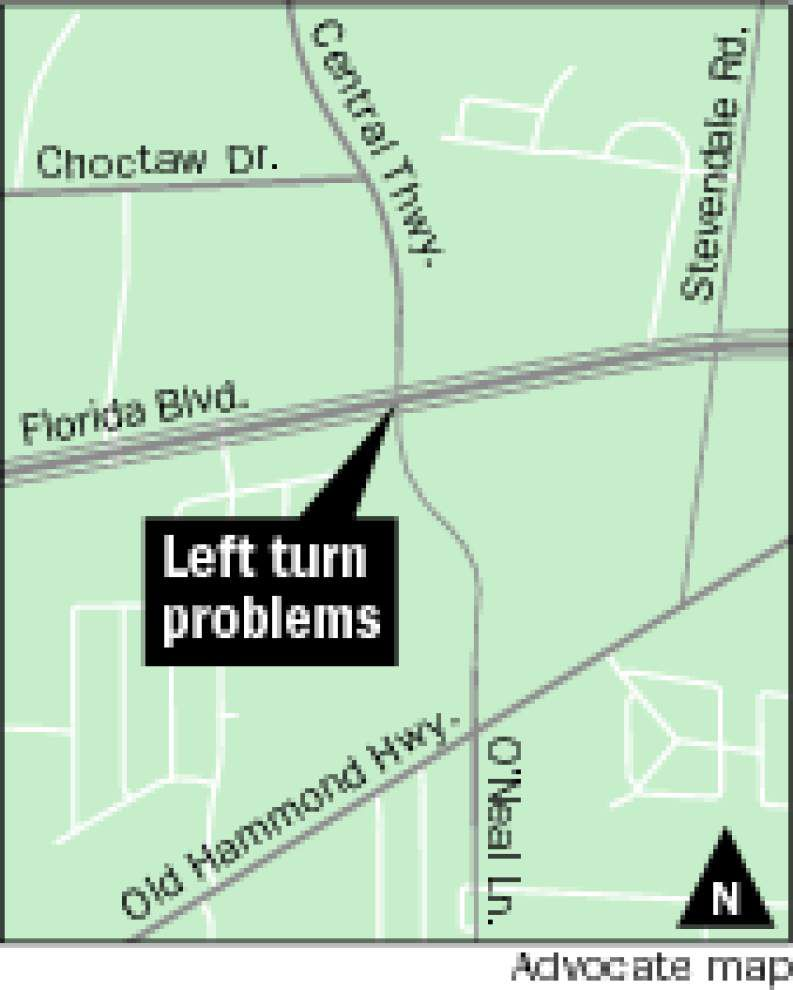 Ask The Advocate: Is now the time to privatize DPW? Fix the traffic light on O'Neal Lane at Florida Boulevard _lowres