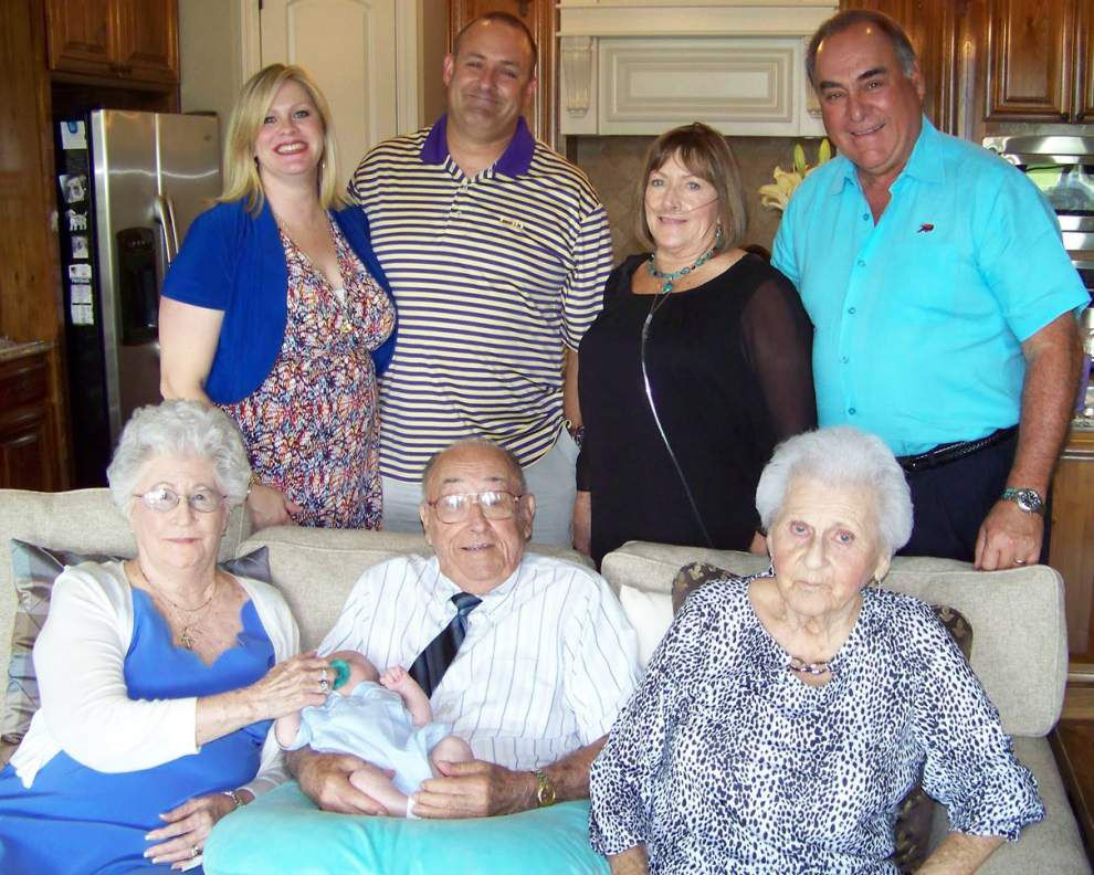 Four generations of family _lowres