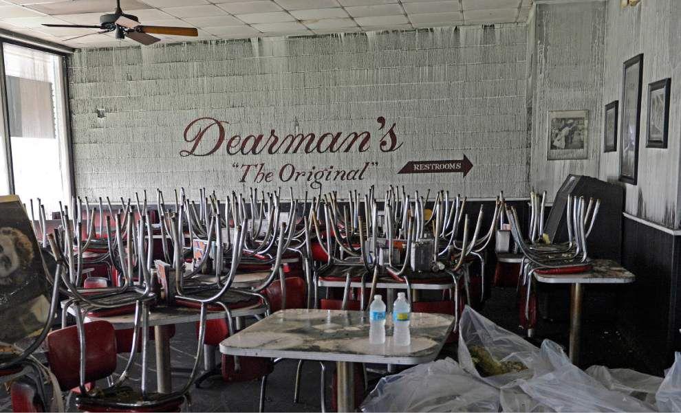 Dearman's fire copy still for Red