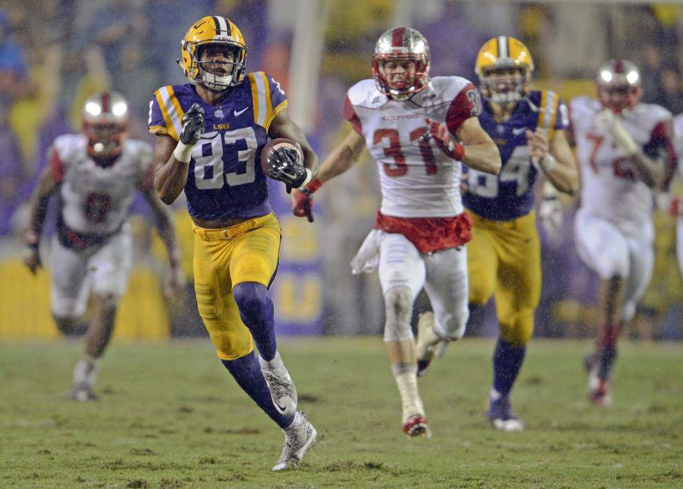 LSU chat replay: Chances LSU beats Alabama? Can Tide stop Fournette? _lowres