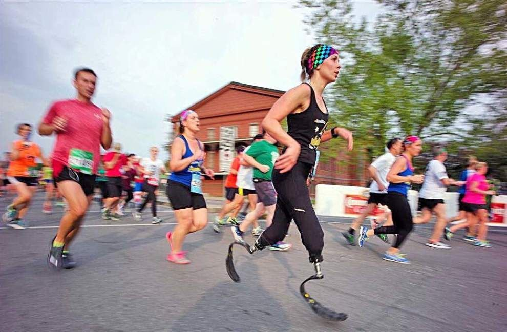Photos, video: Crescent City Classic a hit yet again among serious runners, happy-go-lucky crowd _lowres