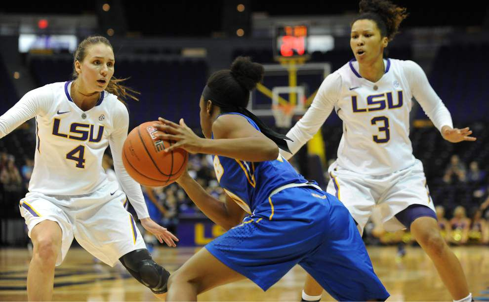 East Coast trip for LSU women's basketball team: First up Rutgers on Saturday, then UConn on Monday _lowres