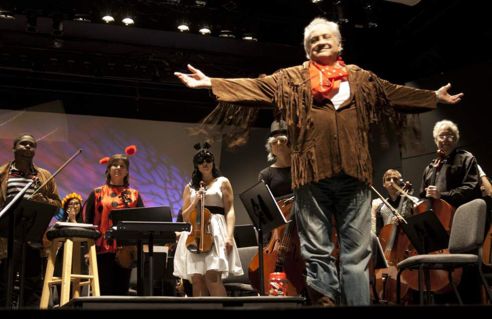 SLU to host popular kids-friendly costume contest, Halloween concert Saturday _lowres
