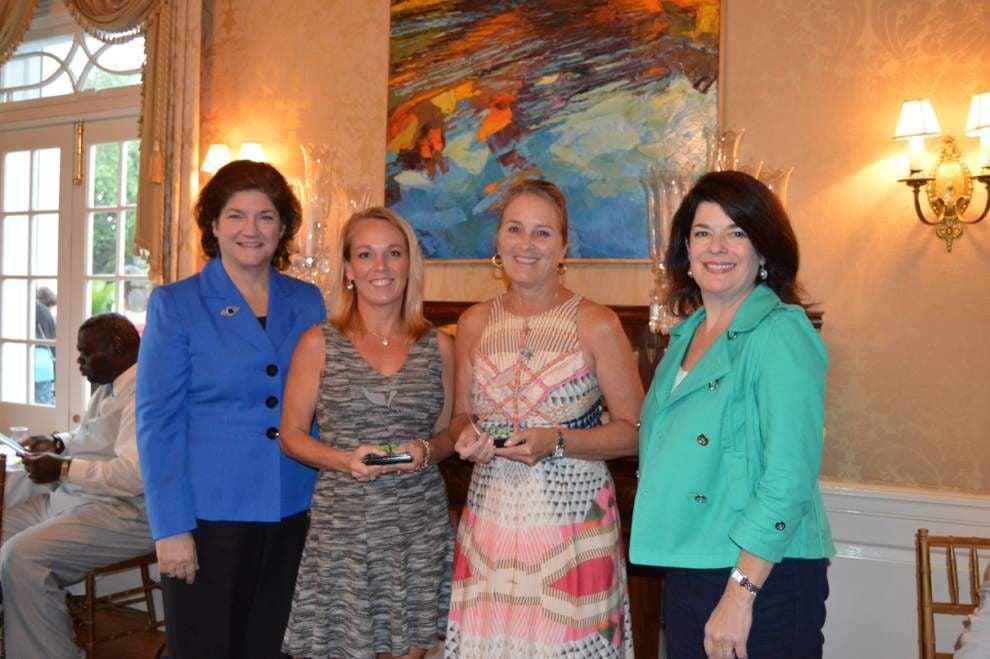 Women among EBR Parish Volunteers of the Year _lowres