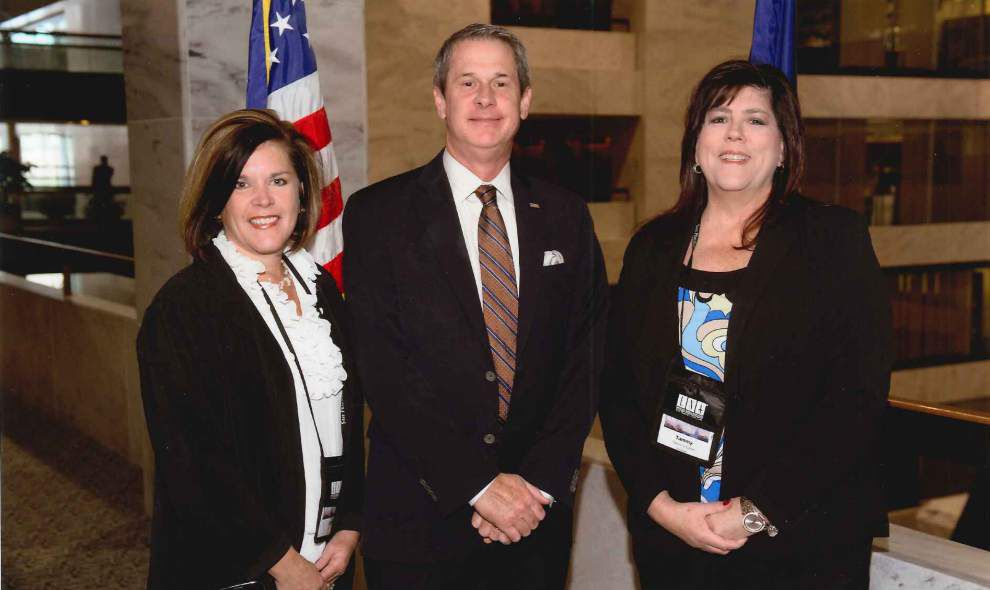 ER nurses participate in 'Day on the Hill' _lowres