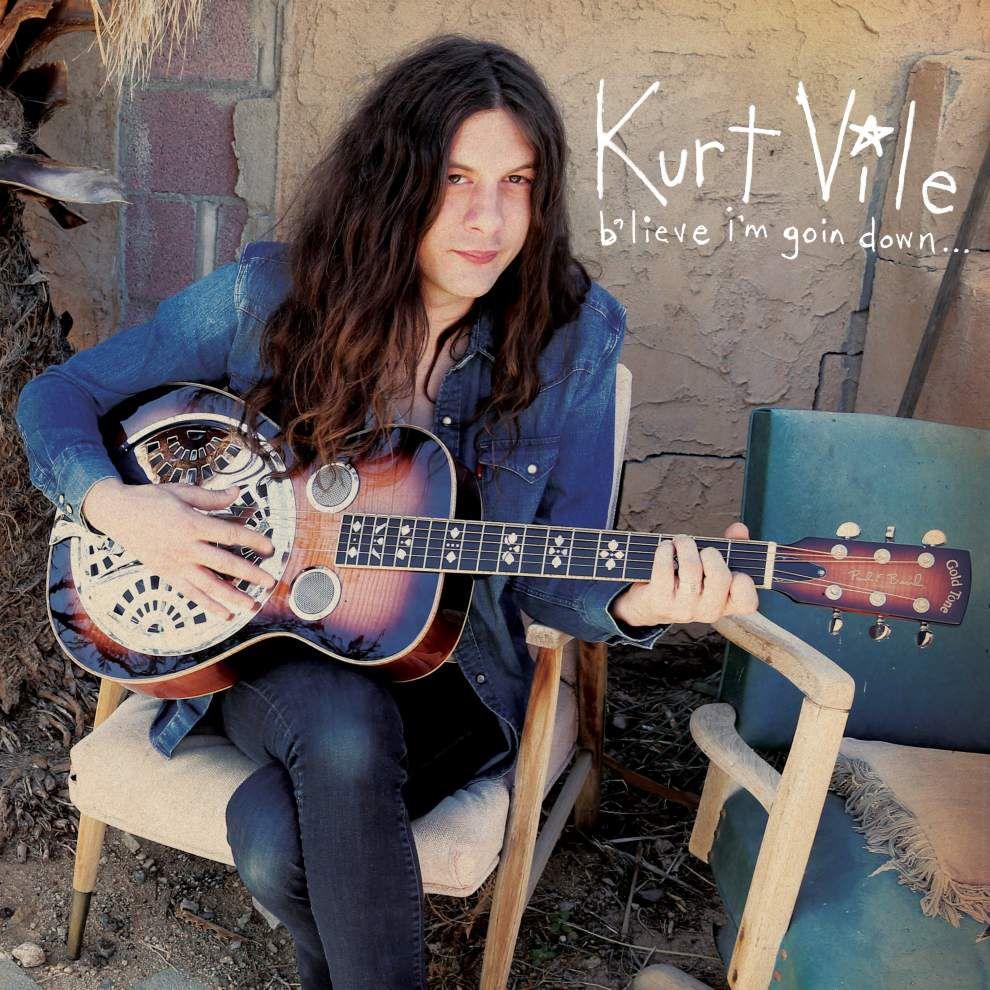 Album Reviews: George Strait, Don Henley, Kurt Vile _lowres