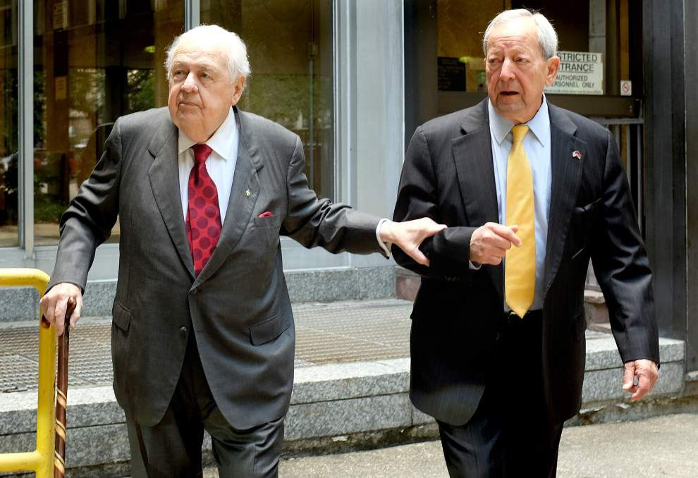 What to expect on final day of Saints, Pelicans owner Tom Benson's mental competency trial _lowres