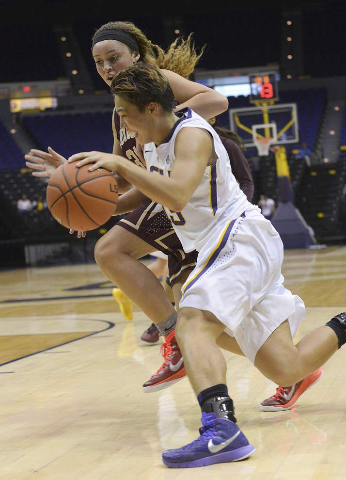 Jenna Deemer takes helm for Lady Tigers with Danielle Ballard out on suspension _lowres