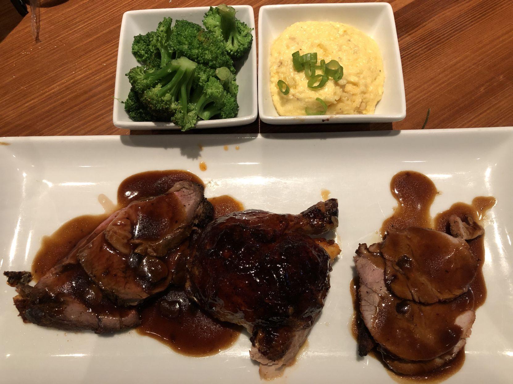 Restaurant review Zea brings new design, menu classics to