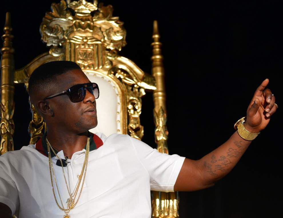 Used Cars Lafayette In >> Sun Herald: Lil Boosie lawsuit says Biloxi officer used ...
