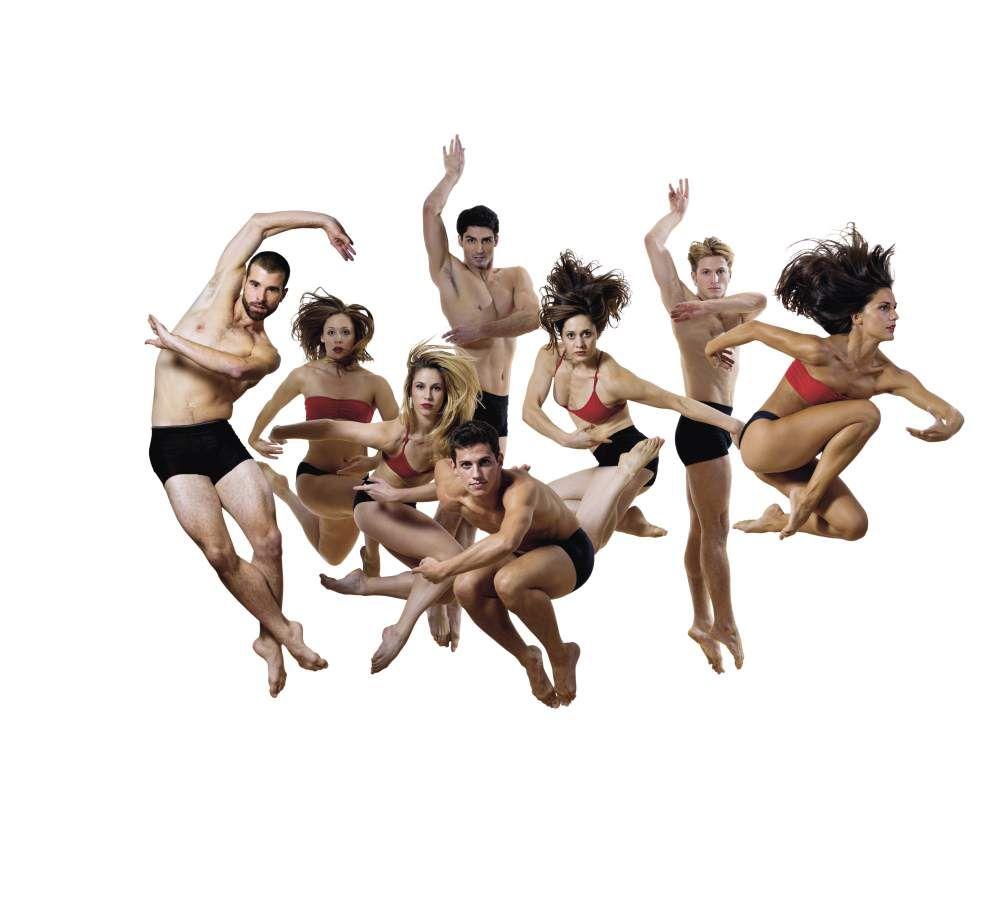 Choreographer David Parsons, music legend Allen Toussaint join forces _lowres