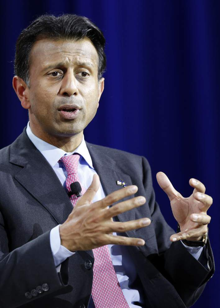 'We run lean': Unlike Iowa frontrunners, Bobby Jindal has no official headquarters in state, fewer staffers _lowres